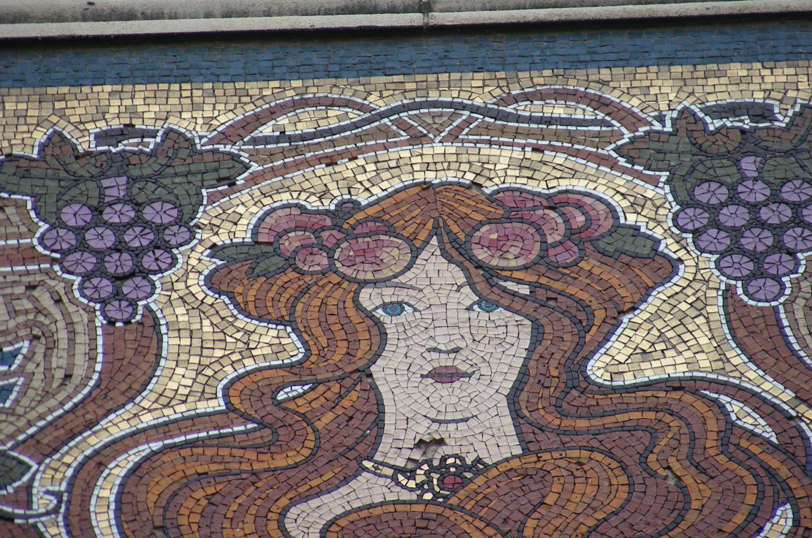 Mozaiek De Herfst Berchem