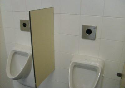 Lyceum renovatie sanitair