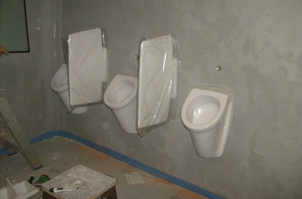Renovatie sanitair St Jozefkerk