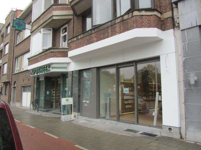 Renovatie apotheek