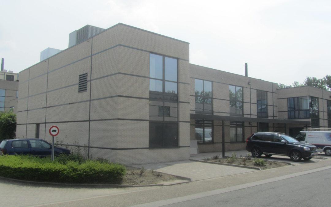 Renovatie kantorencomplex Biocartis
