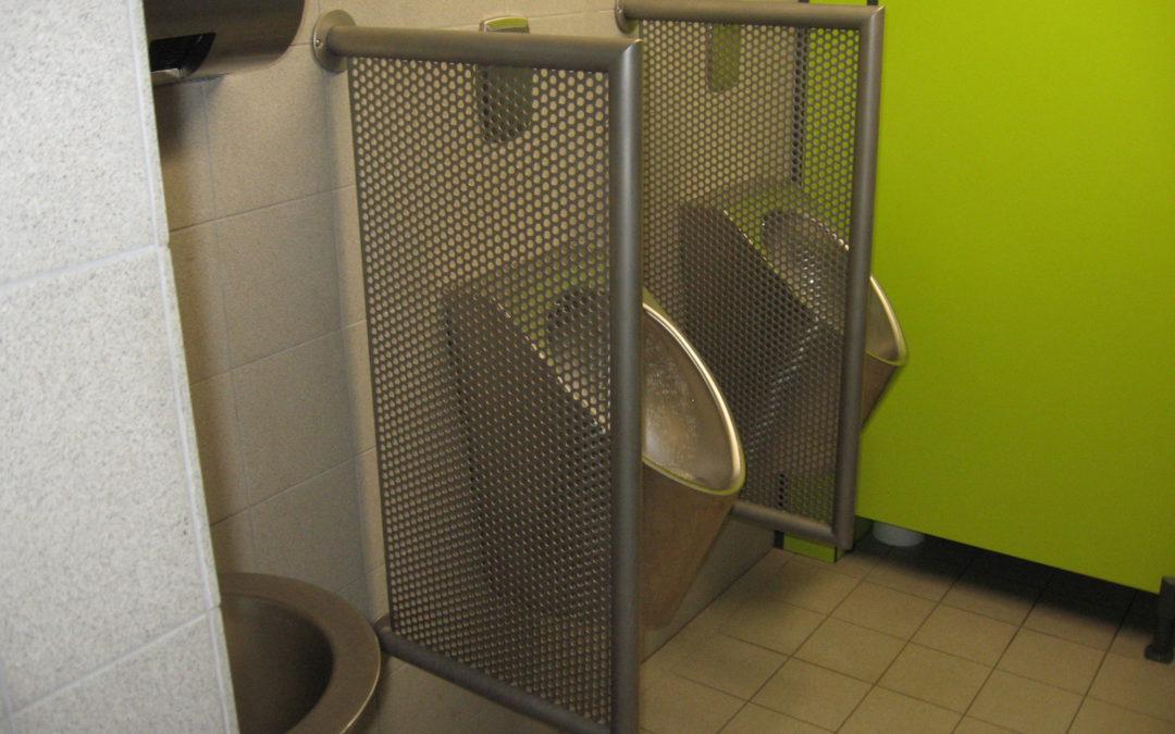 Renovatie sanitair blok Bloso