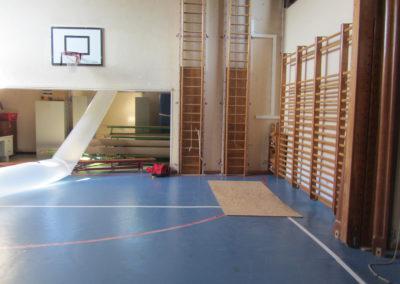 Renovatie turnzaal basisschool Het Kompas