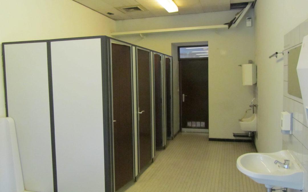 Sanitair blok UA cgb