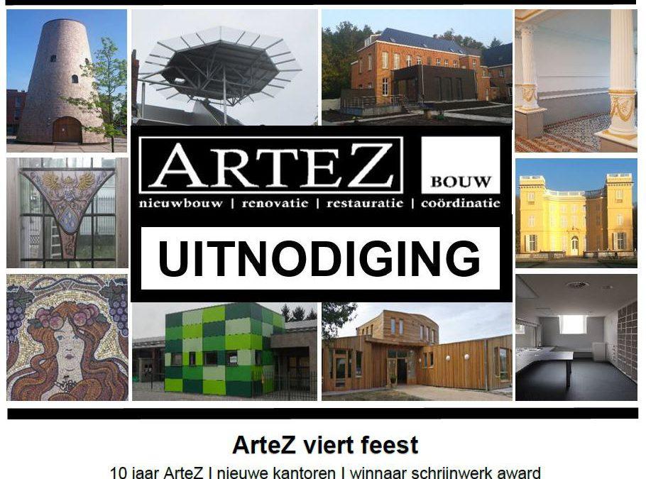 10 jaar ArteZ!